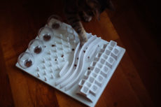 Trixie 5-In-1 Activity Center Fun Board Cat Feeding Toy Review