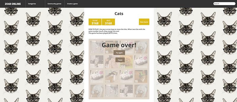 2048-cats-high-score